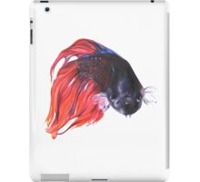 Zeta fish iPad Case/Skin