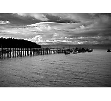 Teluk Bahang Penang Malaysia  Photographic Print