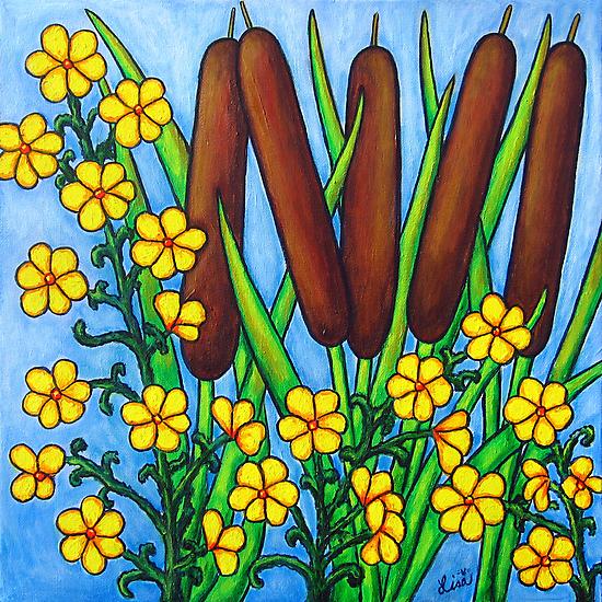 Wild Medley by LisaLorenz
