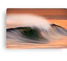 Point Mugu Wave Canvas Print