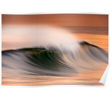 Point Mugu Wave Poster