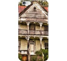 """"""" This is no Prefab Structure, Built the Old Fashioned Way""""... prints and products iPhone Case/Skin"""