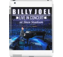 Billy Joel live in concert at shea stadium iPad Case/Skin