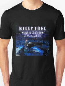 Billy Joel live in concert at shea stadium T-Shirt
