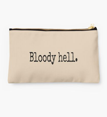 Bloody Hell Studio Pouch