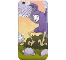 Creature Feature - The Chickcharney iPhone Case/Skin