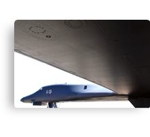 UNITED STATES AIR FORCE B-1B BOMBER Canvas Print