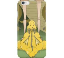 Creature Feature - The Dragon iPhone Case/Skin