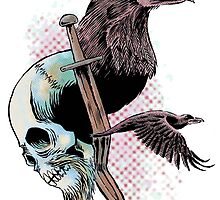 Odin by DavidWynne