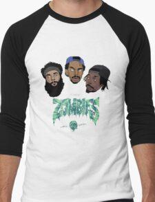 Smoke Sumthin Men's Baseball ¾ T-Shirt