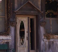 Saloon Door  by Linda Scott