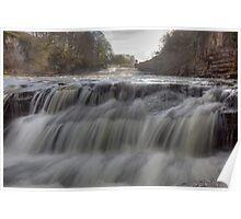 Aysgarth Falls 3 Poster