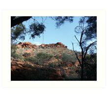 Alice Springs Australia Art Print