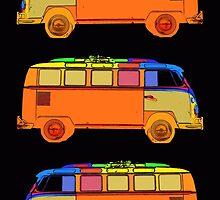 VDubs Series 2 by Edward Fielding