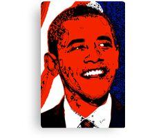 Obama: Hope Canvas Print