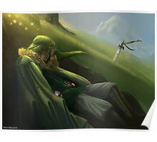 Link Ultimate Art ! Poster