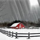 Ode to winter by Gisele Bedard