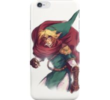 First Hero Link Portrait iPhone Case/Skin