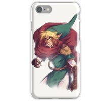 First Hero Link Portrait iPhone Case/Skin
