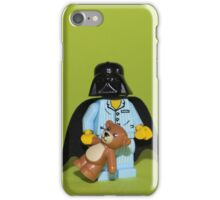 Sleepy Darth Vader iPhone Case/Skin