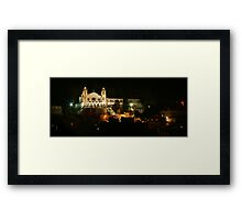 Evangelistria (Annunciation) Church - Nafplion Framed Print
