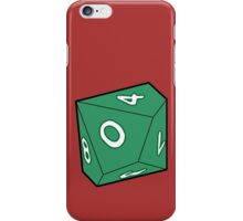 10 Sided Dice D10 iPhone Case/Skin
