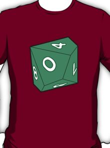 10 Sided Dice D10 T-Shirt