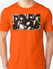 Black Rock Shooter, Chars  T-Shirt