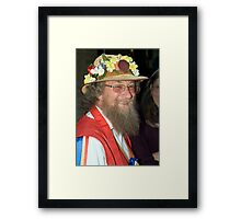 Morris Dancer Framed Print