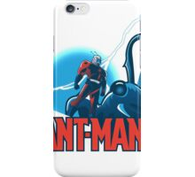 ANT-MAN / BAT-MAN MASHUP iPhone Case/Skin
