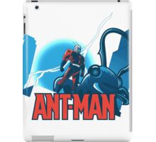 ANT-MAN / BAT-MAN MASHUP iPad Case/Skin
