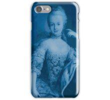 Blue Marie iPhone Case/Skin
