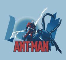 ANT-MAN / BAT-MAN MASHUP T-Shirt