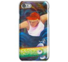 Go Ahead and Jump iPhone Case/Skin