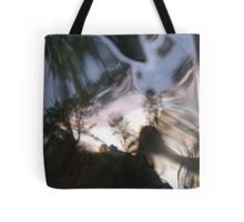 looking glass world Tote Bag