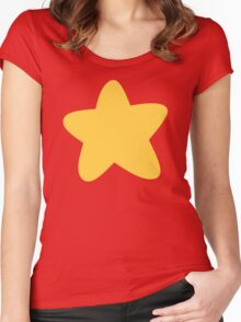 Steven's Star Women's Fitted Scoop T-Shirt