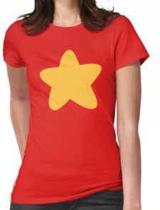 Steven's Star Womens Fitted T-Shirt