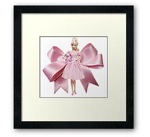 Barbie Framed Print