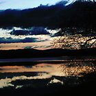 Lake reflections Monteith by Kimberley  x ♥ Davitt