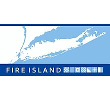Fire Island - New York. Photographic Print