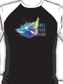 Free Your Mind - Dove T-Shirt
