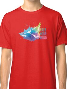 Free Your Mind - Dove Classic T-Shirt