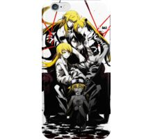 Shinobu Evo x Araragi iPhone Case/Skin