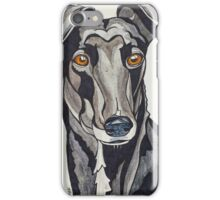 #7: Neve the Guru Greyhound: Messages from the Dogs Oracle Deck iPhone Case/Skin