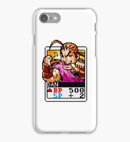Dan Hibiki - Street Fighter iPhone Case/Skin