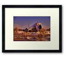 Classic Ride Framed Print