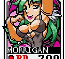 Morrigan by Lupianwolf