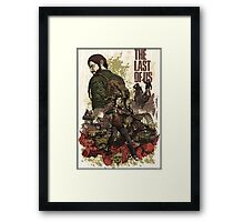 look out !! Framed Print