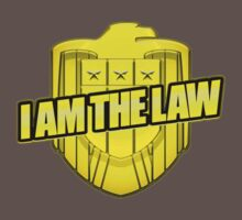 I AM the law! by adamcampen