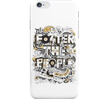 foster the people iPhone Case/Skin
